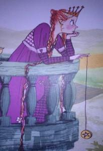 La princesa rebelde 1