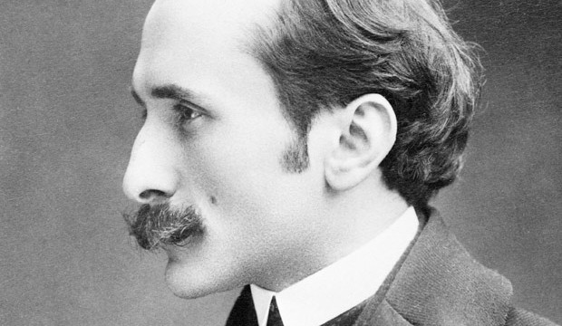 Edmond Rostand, author of Cyrano de Bergerac