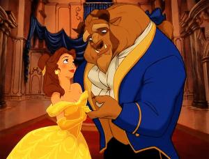 La-Bella-y-La-Bestia-Walt-Disney