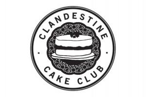 Clandestine Club Cake