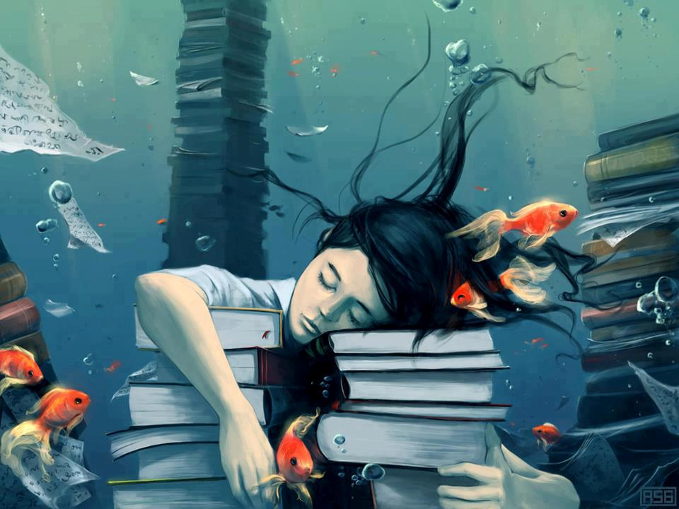 Resultat d'imatges de libros y mar