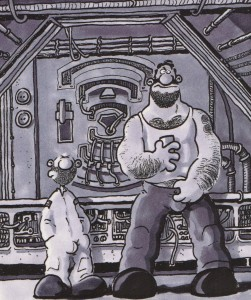 Estación espacial deseo
