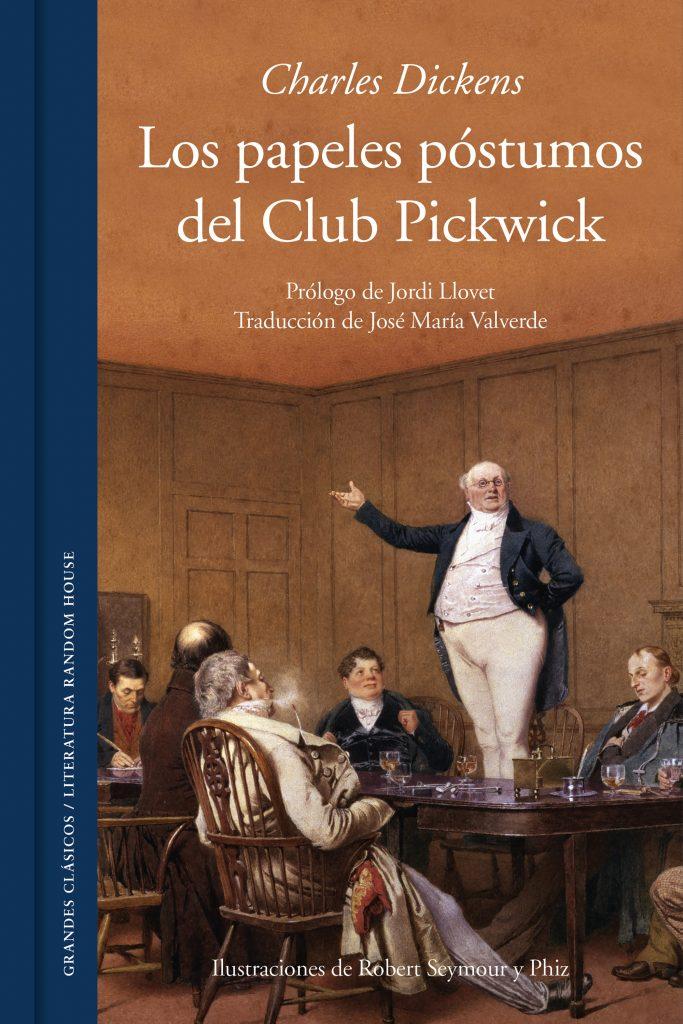 Los papeles póstumos del Club Pickwick   El mar de tinta